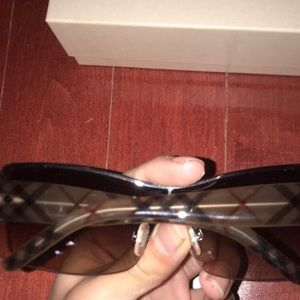 Authentic Burberry glasses for women